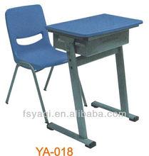Plastic Children Study Desk and Chair YA-018
