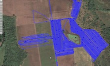 capnavi agriculture efficiency control solution