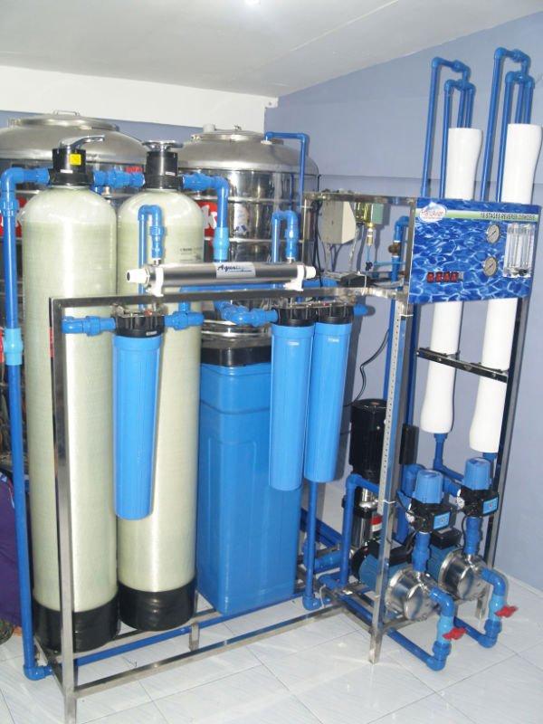water refilling station machine