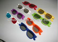 kids circular Polarized 3D Glasses for Kids