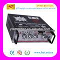 Antena de tv amplificador divisor 100w rms com fm suporte cd/dvd/vcd