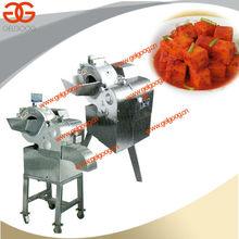 Multifunctional Vegetable and Fruit Cutter Machine Cucumber Cube Cutting Machine Carrot Cube Cutting Machine