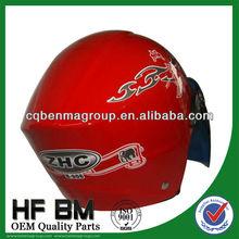 motorcycle half helmet, motorcycle helmet in nice shape