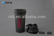 BPA FREE GYM PP Cocktail Shaker Bottle(SHK-030)