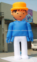 new style and hot sale inflatable lovely boy