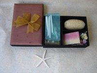 Oriental Gift Set Natural Soap & Fancy Soap