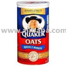 Quaqer oats