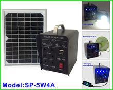 Hot Selling 5W Home Solar Kit,Solar Energy System,high quality solar energy kit