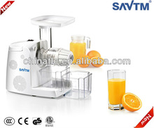 CE,GS certificated /New Slow juicer / High juice out rate /2012 New!!!