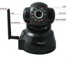 Network surveillance free webcam effects software IP Camera