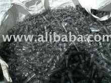 waste plastic - PET (granules & bottle pre-forms)