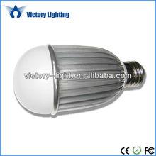 7W ECO Friendly Low Heat No UV LED Light Bulb