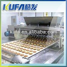 Full Automatic Yolk Custard Cake Production Line