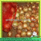 China yellow onion 20kg mesh bag