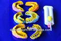 Cuerpo de luz , además de silicona de silicona material de impresión enorme Dental