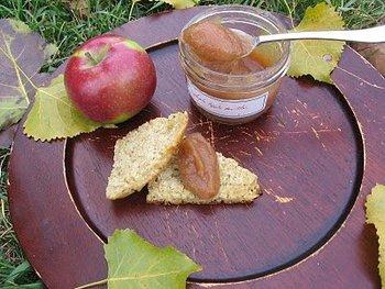 Traditional Dutch Apple Spread (Appelstroop)