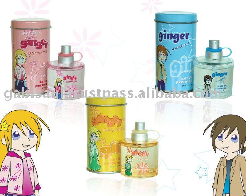 Ginger Kids Perfumes - Detailed info for Ginger Kids Perfumes,perfumes