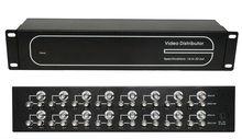 Video Distributor for CCTV system rca video audio splitter plug adapter