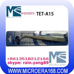 TET-A15 Nose Tweezers curved pointed tweezers