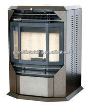 Glk-hp22 biomasse poêle à granulés de la biomasse pellets