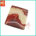 rectangle rouge naturel jaspermatériel liste de pierres précieuses et semi précieuses