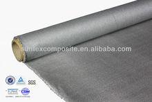0.2mm 37oz polyurethane coated s.s fiberglass heat reflective curtains