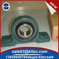 ferro fundido travesseiro bloco rolamento da unidade ucp312 com dois furos para parafusos de fixação