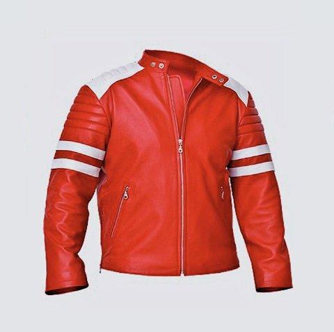 brad pitt fight club jacket. Fight Club Brad Pitt Tylor