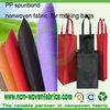 biodegradable nonwoven fabric for bag material