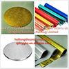gold/silver foil paper wholesale cake boards