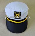 El capitán de yate patron de yate barco marinero tapa sombrero traje de new-1
