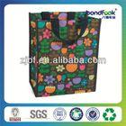 New Design rpet or pet non woven shopping bag