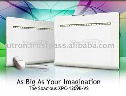 "Drawing Pen Tablet 9 x 12"" (XP-1209B) for PC/ MAC"
