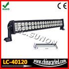 27 inches 7800LM 120W Car LED light bar