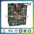 New Design promotional cheap logo shopping bags
