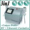 3in1 Radio Frequency Ultrasonic Cavitation Spa Machine Unique ULpolar (RF+Ultrasonic Cavitation) + Tripolar RF