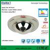 Colin Supply Vandal proof security hidden mini toy camera half dome camera mini cctv camera