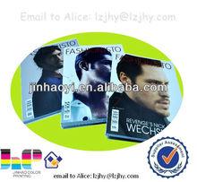 2012 LED brochure catalog printing