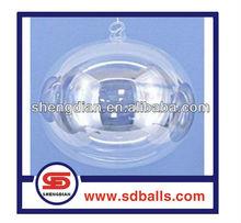 ball glass for candleholder