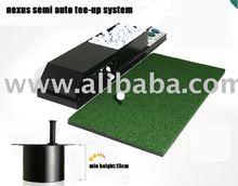 golf ball auto-tee up dispenser