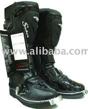 Saber Motocross Racing Boots
