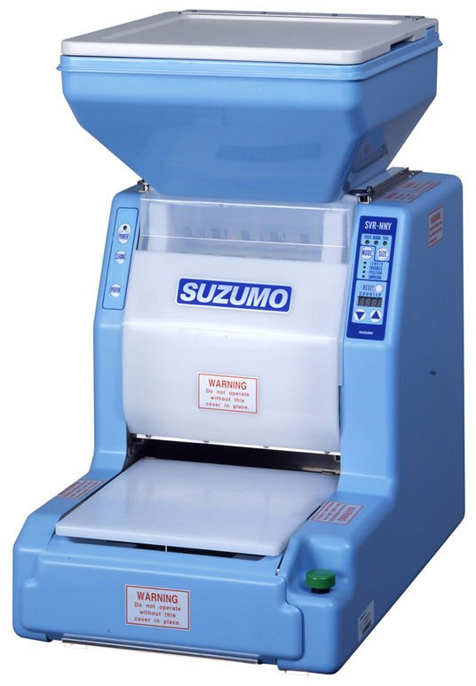 sushi rice sheeting machine