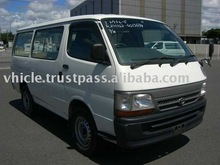 TOYOTA MINI BUS 2003 Toyota Hiace Van COMMUTER CAR