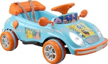 SpongeBob Sonic Car