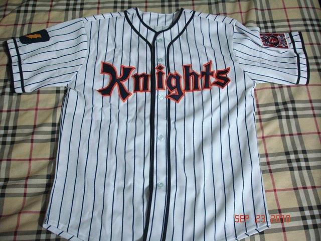 New York New Jersey Knights Jersey Baseball New York