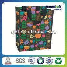New Design sublimation printed pet shopping bag