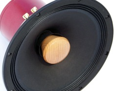 high performance electromagnetic fullrange loudspeaker