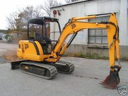 Jcb 804 Super Excavator