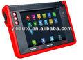 lancement x431 pad ordinateur de diagnostic automobile