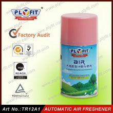 automatic air freshener for dispenser